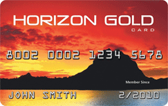 horizon gold Top Five Unsecured Credit Cards For Bad Credit 2013 as named by an independent study